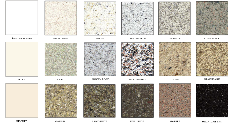 Fix Laminate Color Chart Pictures To Pin On Pinterest
